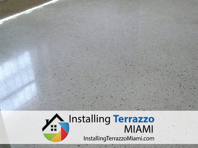 The Best Terrazzo Cleaning Process In Miami Fl